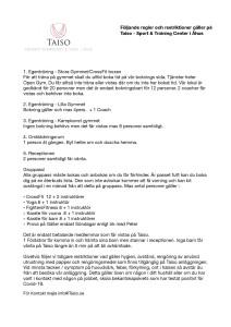 TAISO C19 regler_000001